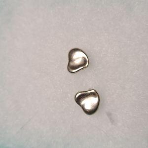 Tiffany & Co. Full Heart earrings